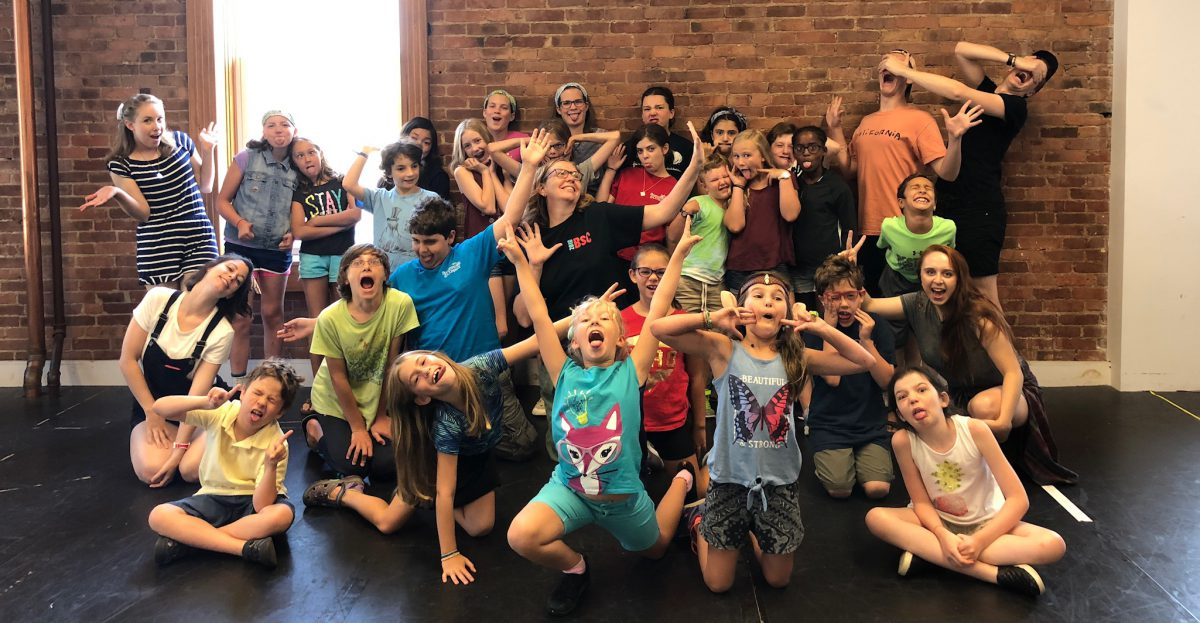 Barrington Stage Company Camps