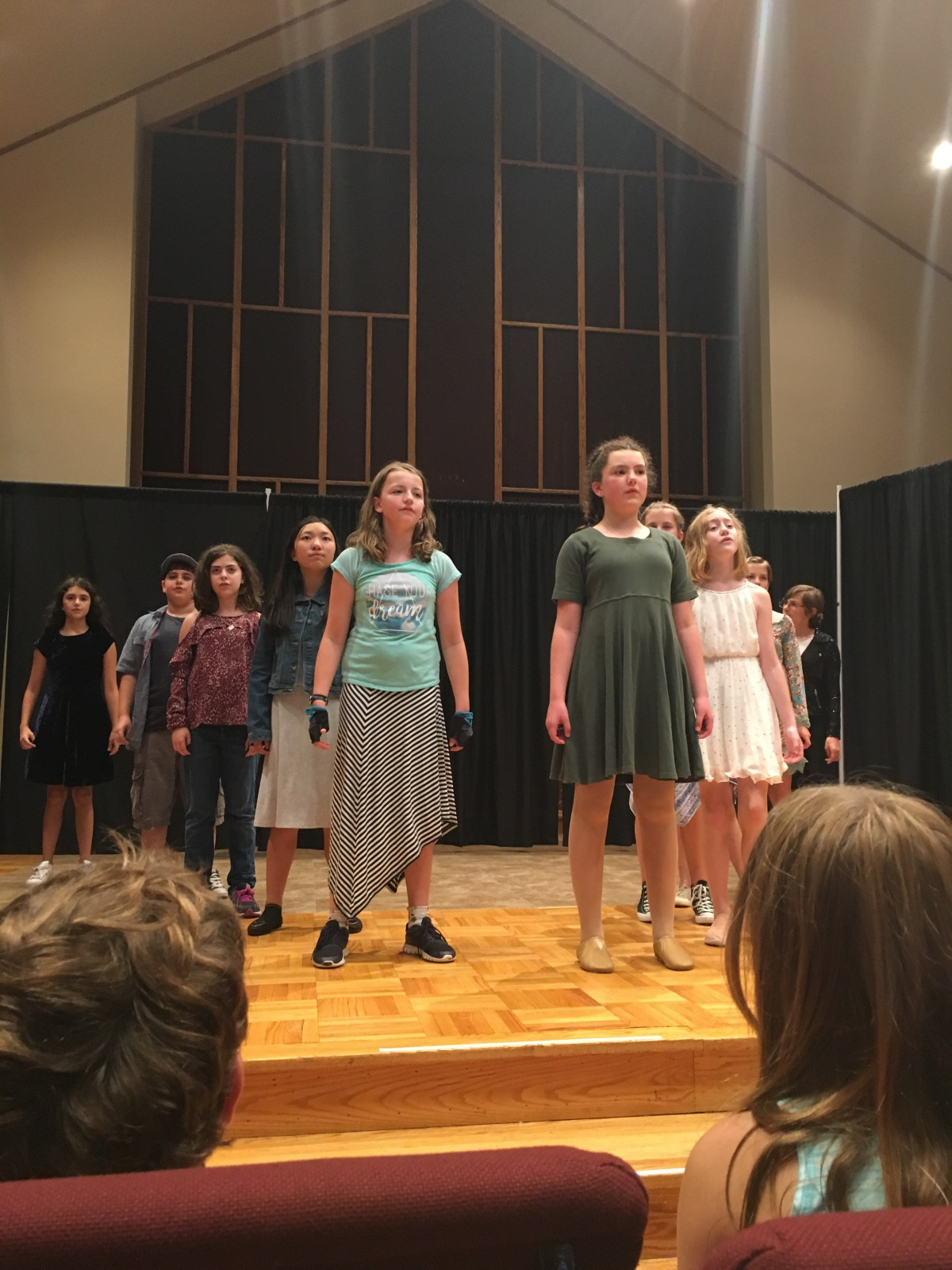 Session 4 Day 9 – Dress RehearsalDay!